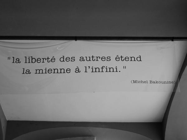 Citation de Bakounine